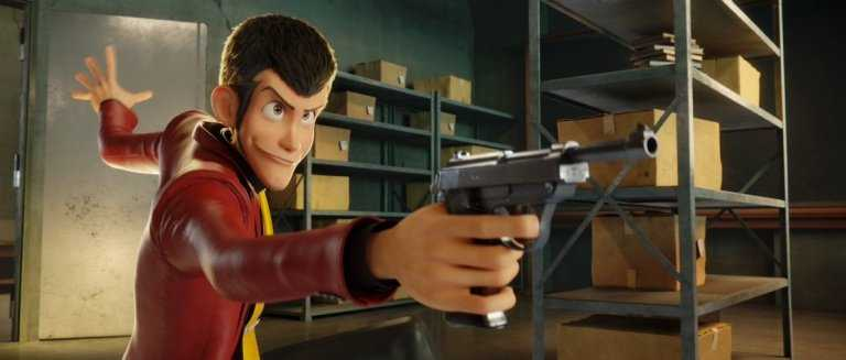 Kan'ichi Kurita in Lupin III The First (2019) recensione film CGI