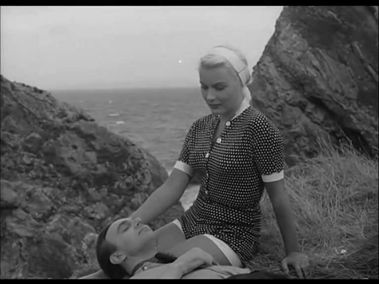 Barbara Payton in Four Sided Triangle