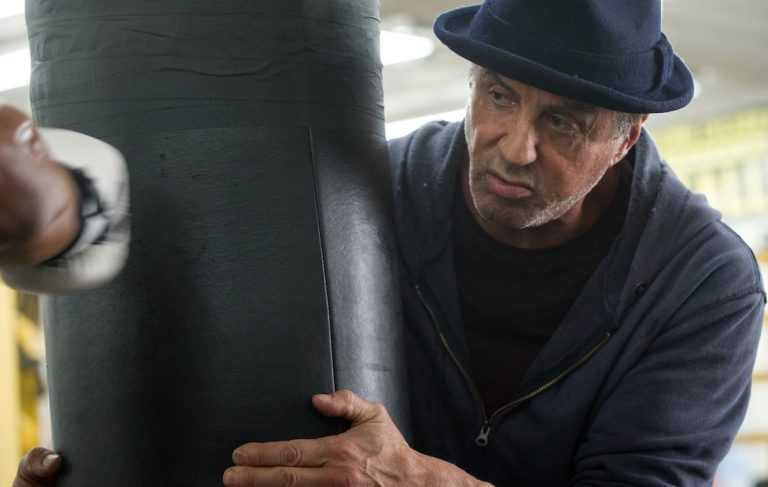 Sylvester Stallone in Creed II (2018)