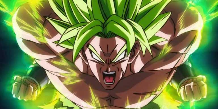 Broly - Dragon Ball Super - Broly