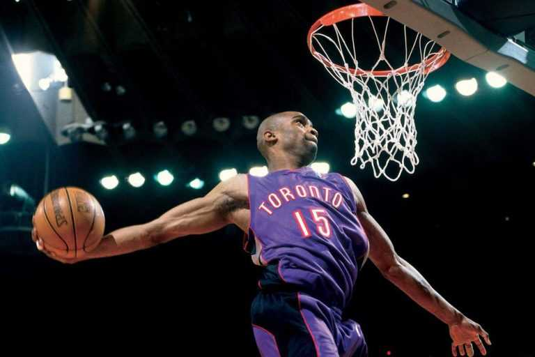 Vince Carter in The Carter Effect (2017)
