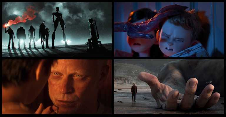 Fotogrammi di Love, Death + Robots Volume 2 recensione