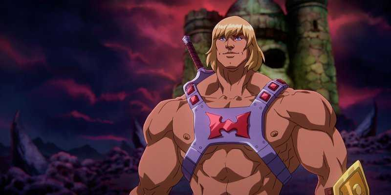 He Man - Masters of the Universe Revelation
