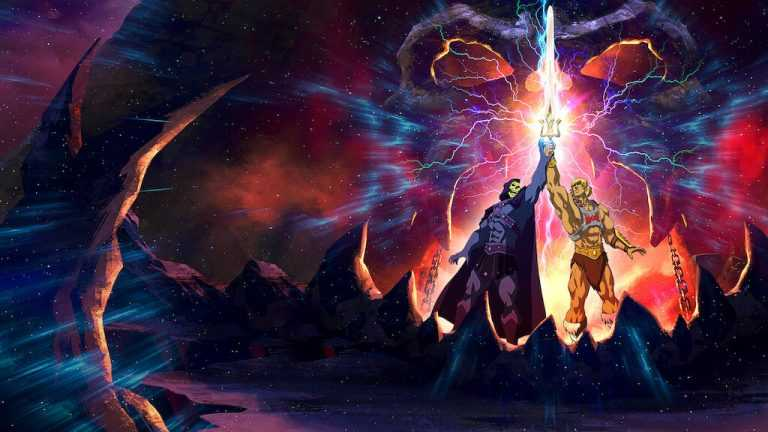 Masters of the Universe Revelation immagine in evidenza