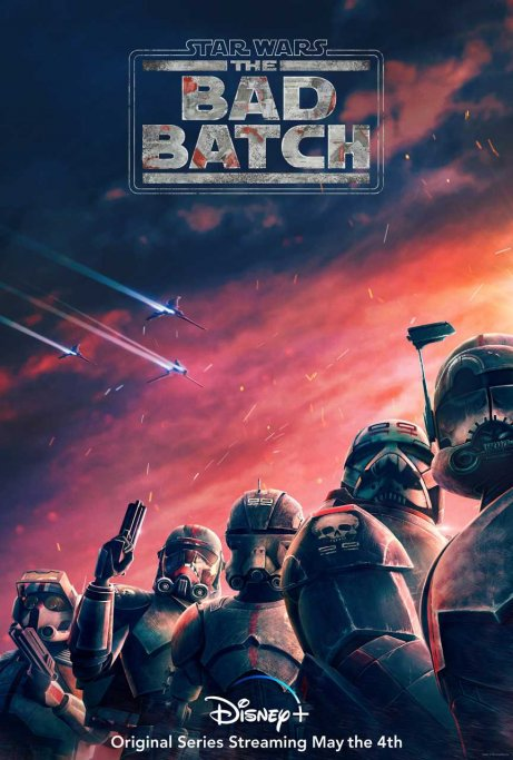 Poster di: Star Wars: The Bad Batch
